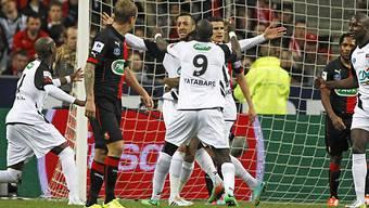 Guingamp gewinnt nach 2009 zum zweiten Mal den französischen Cup