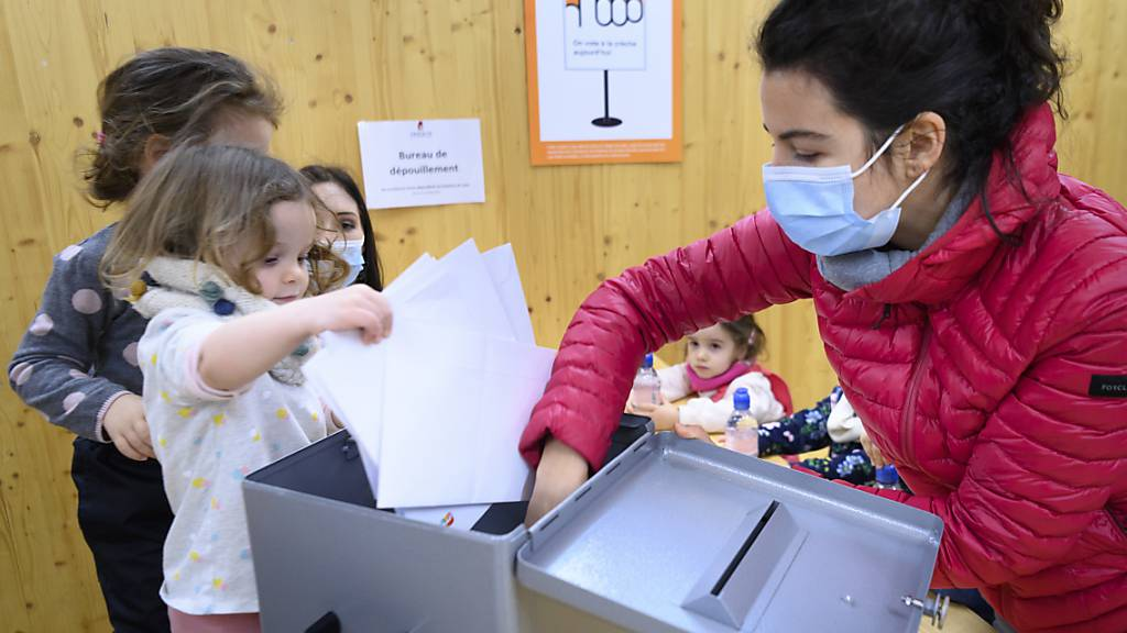 Demokratie von Anfang an in Lausanner Kita
