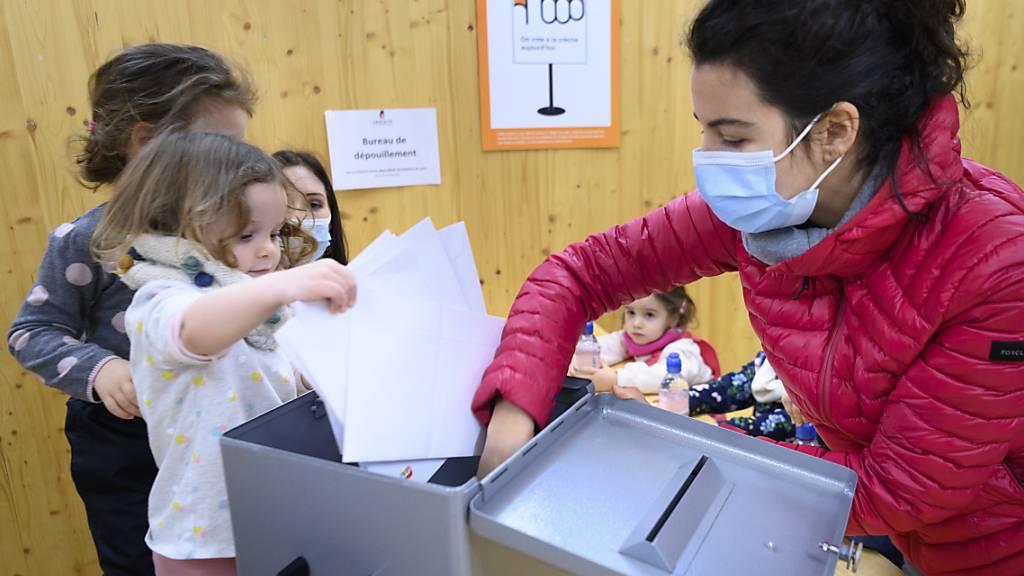 Demokratie von Kindesbeinen an: In einer Krippe in Lausanne wird regelmässig abgestimmt.