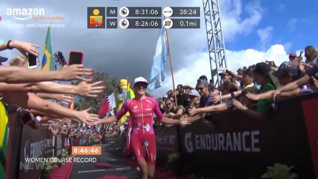 Ryf gewinnt Ironman trotz Quallenbiss