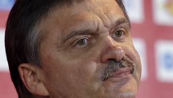 IIHF-Präsidenten René Fasel