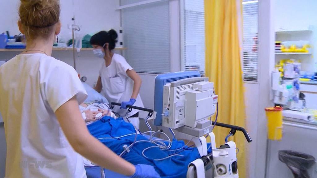 """""""Jetzt erst recht!"""": Kampf um bessere Arbeitsbedingungen für Gesundheitspersonal"""