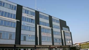 Die Bülacher Spionage-Firma Wavecom und ihre Umgebung