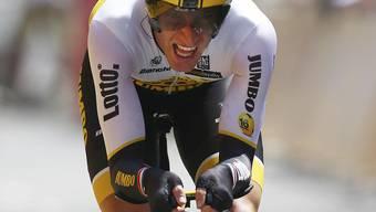 Jos van Emden beschert seinem Team LottoNL-Jumbo den ersten Sieg in der World Tour