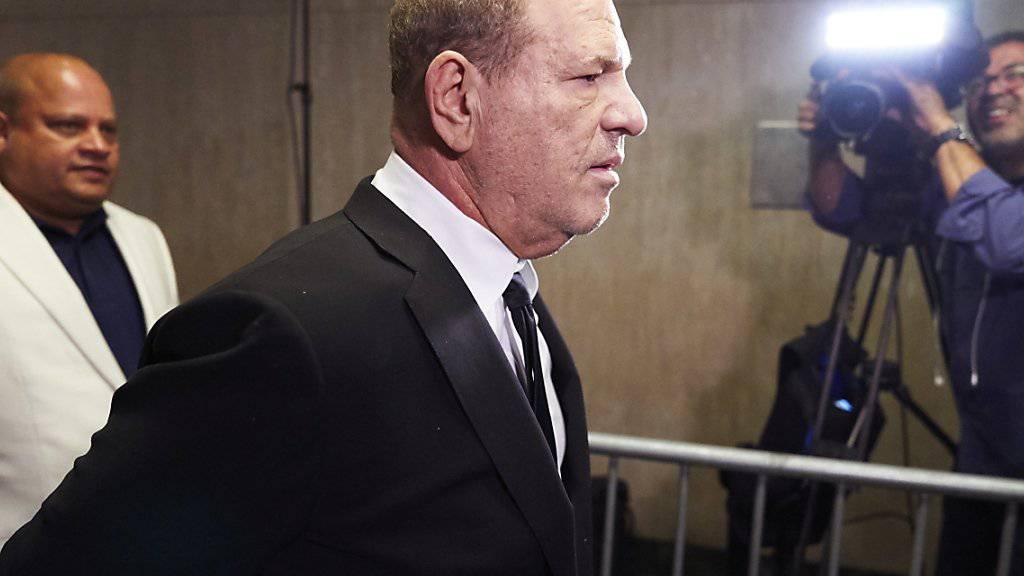 Prozess gegen Weinstein verschoben