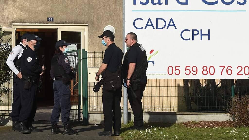 Tötungsdelikt in Flüchtlingsheim – Verdächtiger in Haft