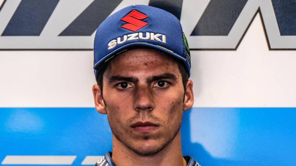 Joan Mir führt im WM-Klassement mit grossem Vorsprung vor dem Franzosen Fabio Quartararo (Yamaha) und seinem spanischen Landsmann und Suzuki-Teamkollegen Alex Rins.