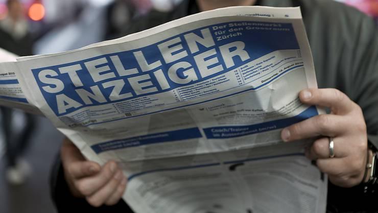 Im September stieg die Arbeitslosenquote im Kanton Zürich leicht an. (Symbolbild)