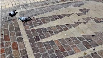 Maxime «Die letzten Krümel aufpicken» gilt vorerst nur für die Stadttauben.