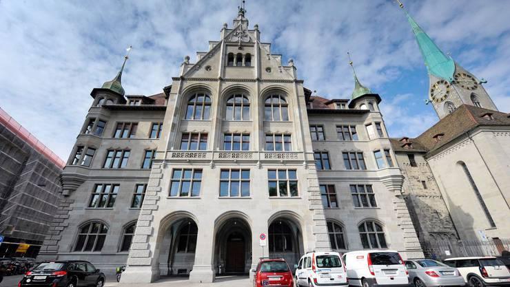 In der Zürcher Stadtverwaltung gilt neu eine generelle Maskenpflicht.