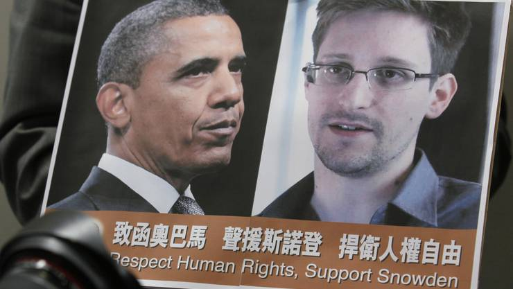 Human rights Watch kritisiert USA im Fall Snowden