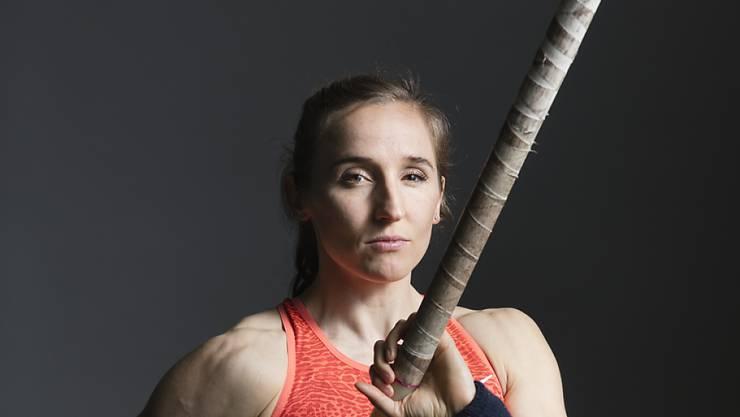 Weiss nicht, wie es nach der Verletzungspause um ihre Form steht: Nicole Büchler
