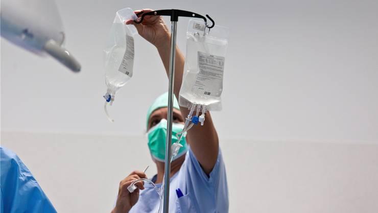 Im Zürcher Kantonsrat gibt die Spitallistenrevision zu reden.