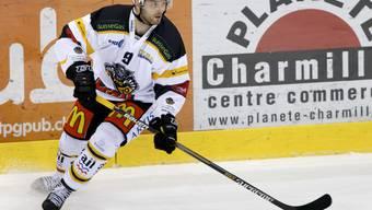 Juraj Simek ist wieder auf Schweizer Eis zu sehen