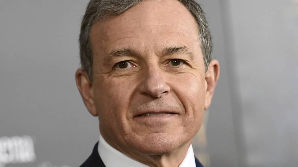 Disney-Chef Iger aus Apple-Verwaltungsrat ausgetreten