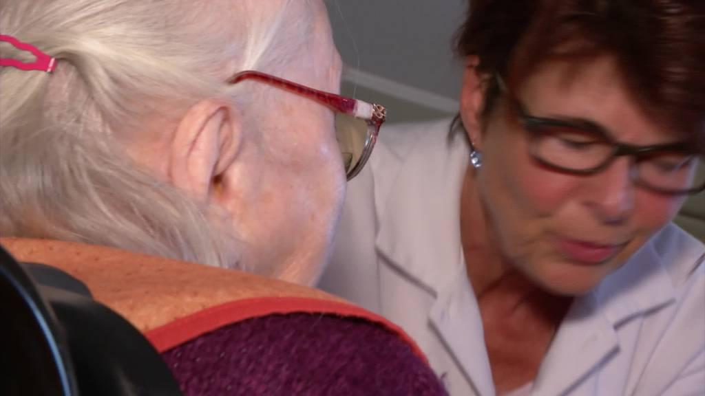 Kanton prüft Teilzeitausbildung für Pflegepersonal