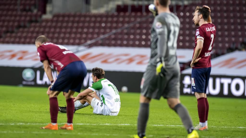 Warum der FC St.Gallen kriselt