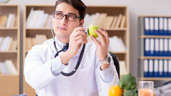 Gesucht werden Ärzte, die sich vegetarisch oder vegan ernähren.