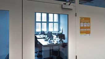 Viele Büros in der Schweiz sind derzeit verwaist, weil die Angestellten von zu Hause aus arbeiten.