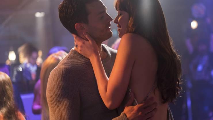 """Der Erotikstreifen """"Fifty Shades Freed"""" hat am Wochenende vom 8. bis 11. Februar 2018 die Schweizer Kinocharts dominiert. (Archiv)"""