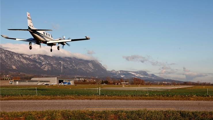 Für Zertifizierung: Flughafen Grenchen steckt mitten im Papierkrieg ...