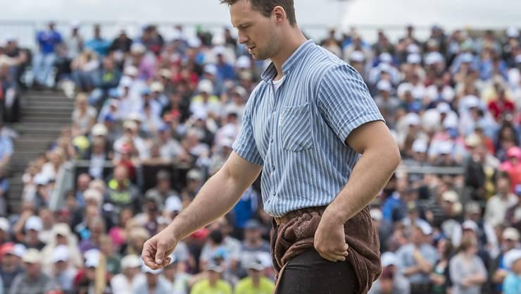 Kilian Wenger muss Schulter pflegen