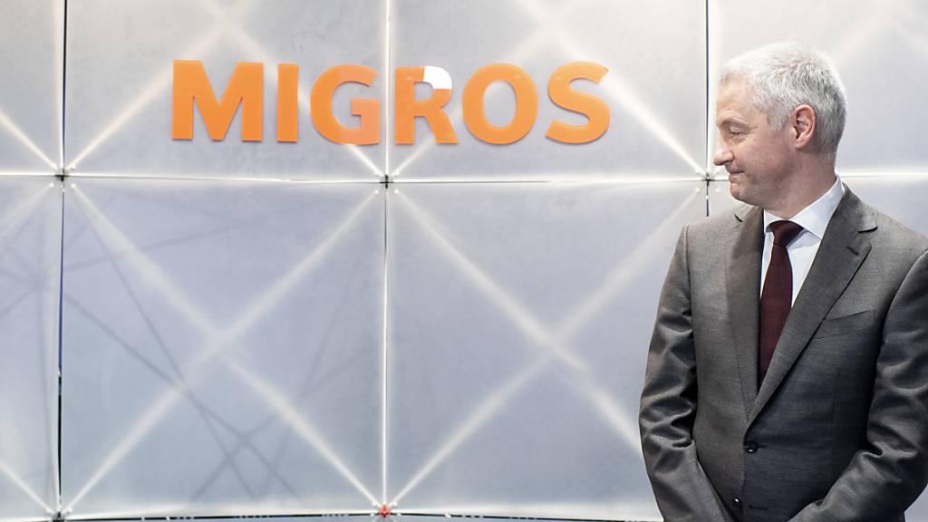 Migros-Chef Zumbrunnen: 2020 könnte ein Rekordjahr werden