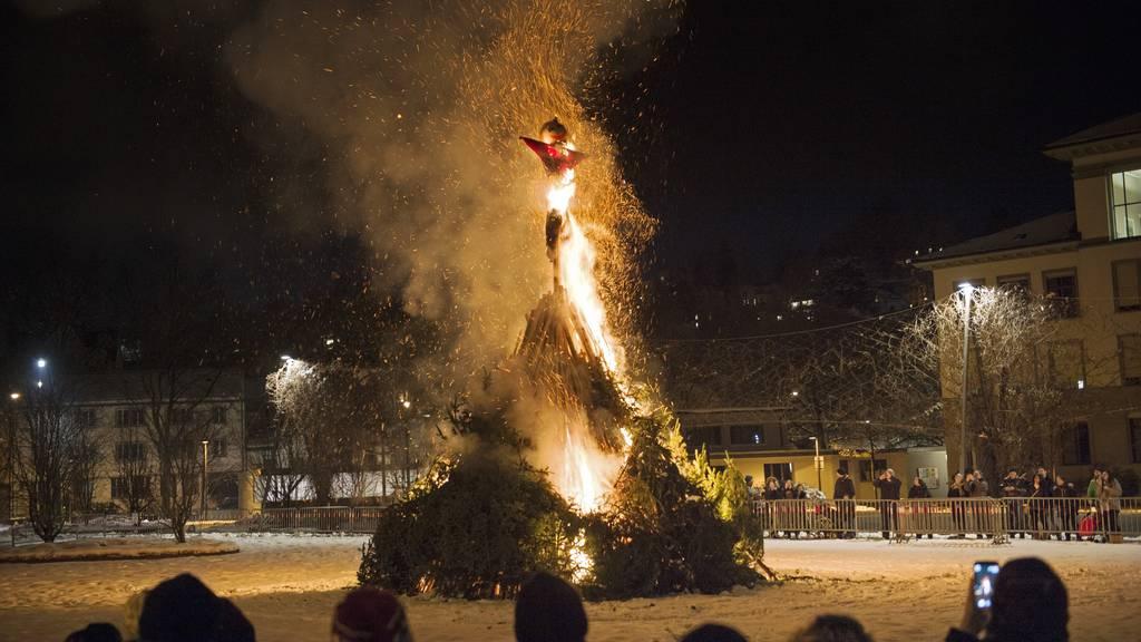 Der Funken in St.Gallen soll brennen.