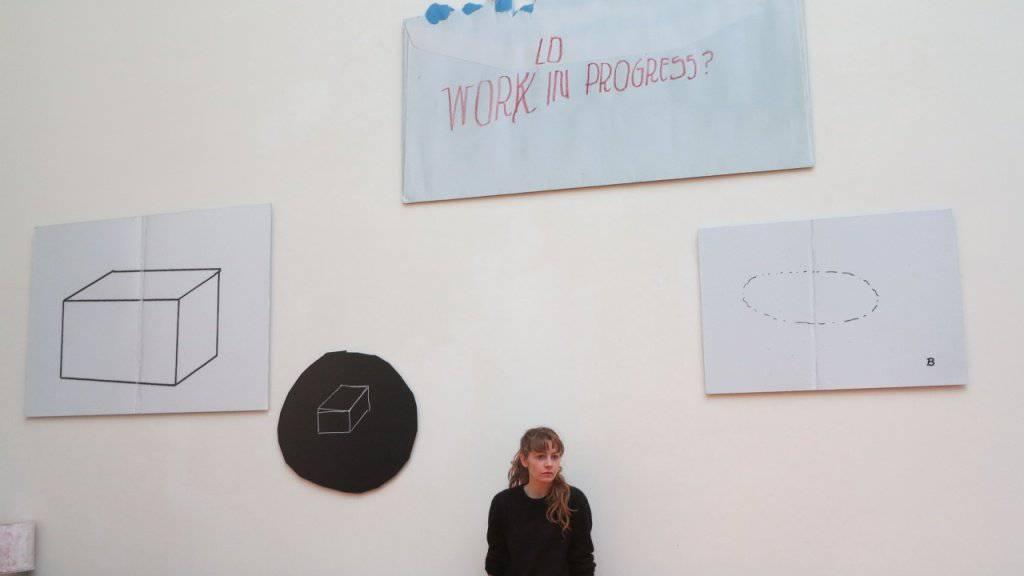 Joëlle Tuerlinckx im Basler Gegenwartskunst-Museum