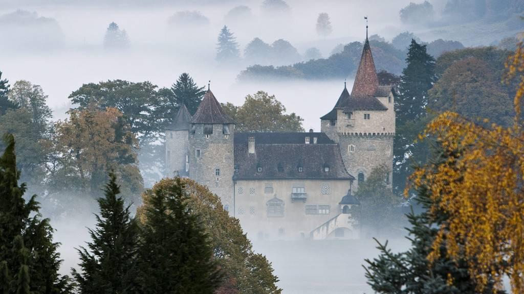 Das Bündner Schloss Marschlins gehört nun einem Prinzen
