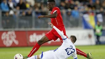 Denis Zakaria: Ist er bald schon auf dem Weg in die A-Nationalmannschaft?