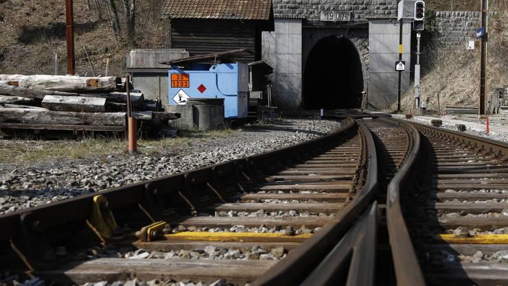 Eine Weichenstellung mit Folgen: Ende Jahr wird der Bund entscheiden, ob der Weissensteintunnel saniert werden soll – oder eben nicht.
