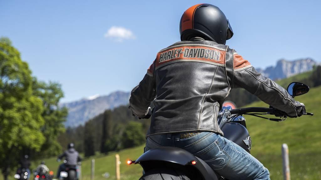 In der Welt der Zweiräder und dem Mythos «Harley»