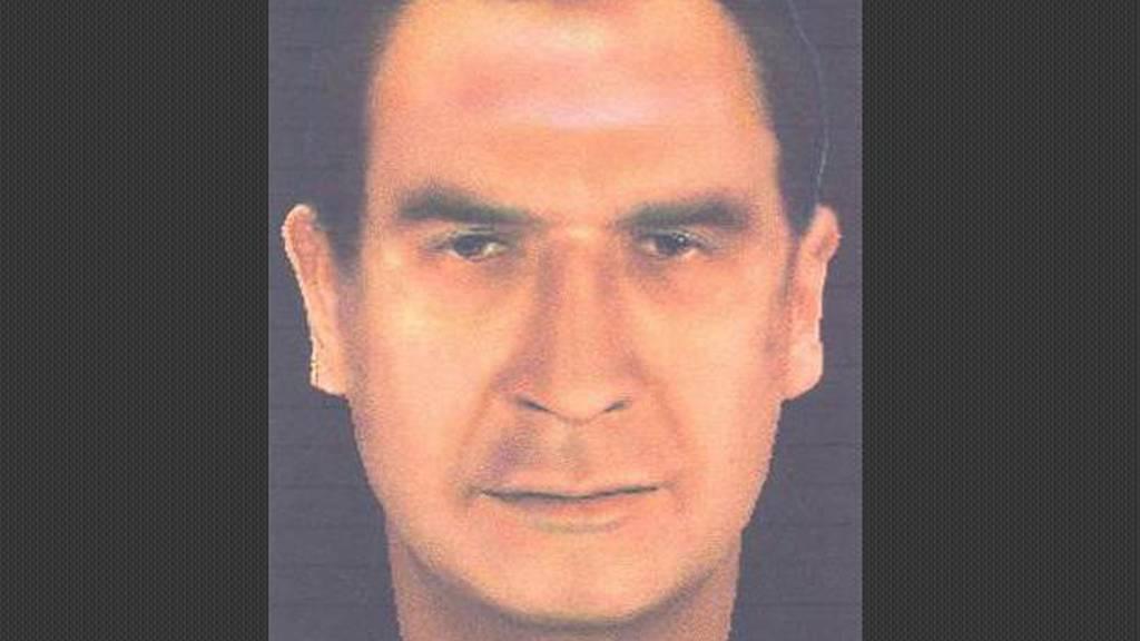 Das letzte bekannte Identitätsfoto des sizilianischen Mafiabosses Matteo Messina Denaro