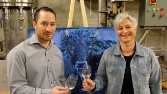 Tag der offenen Weinkeller in Weiningen 2018