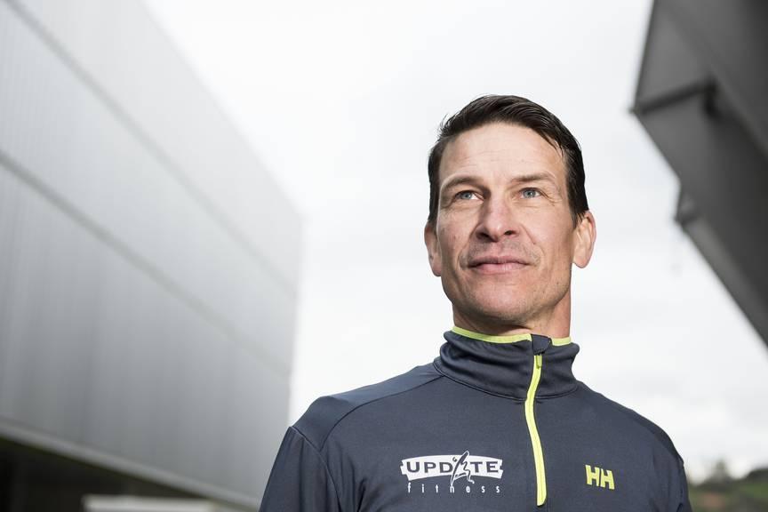Andrej Ammann trainierte Lauffreudige für den Auffahrtslauf (TAGBLATT)