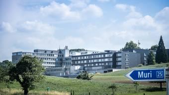 Der Leiter des Spitals Muri ist grundsätzlich mit den angestrebten Entwicklungen zufrieden.