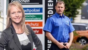 Die Aargauer SVP-Grossrätin Nicole Müller-Boder stammt ursprünglich aus Grenchen. Jetzt wettert sie gegen Christian Ambühl.