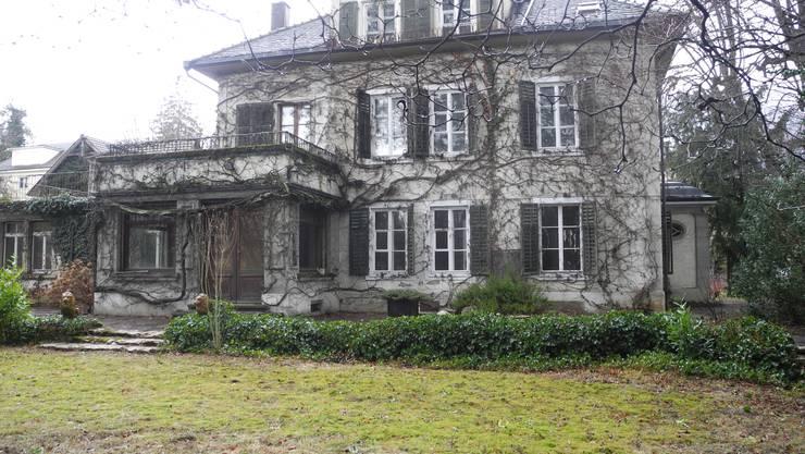 Verkaufen? - Alte Villa an der Gibelstrasse