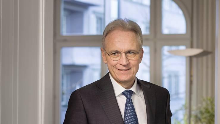 «Das Volk will ernst genommen werden»: Hans-Ulrich Bigler, Direktor des Gewerberverbands.Gaetan Bally/keystone
