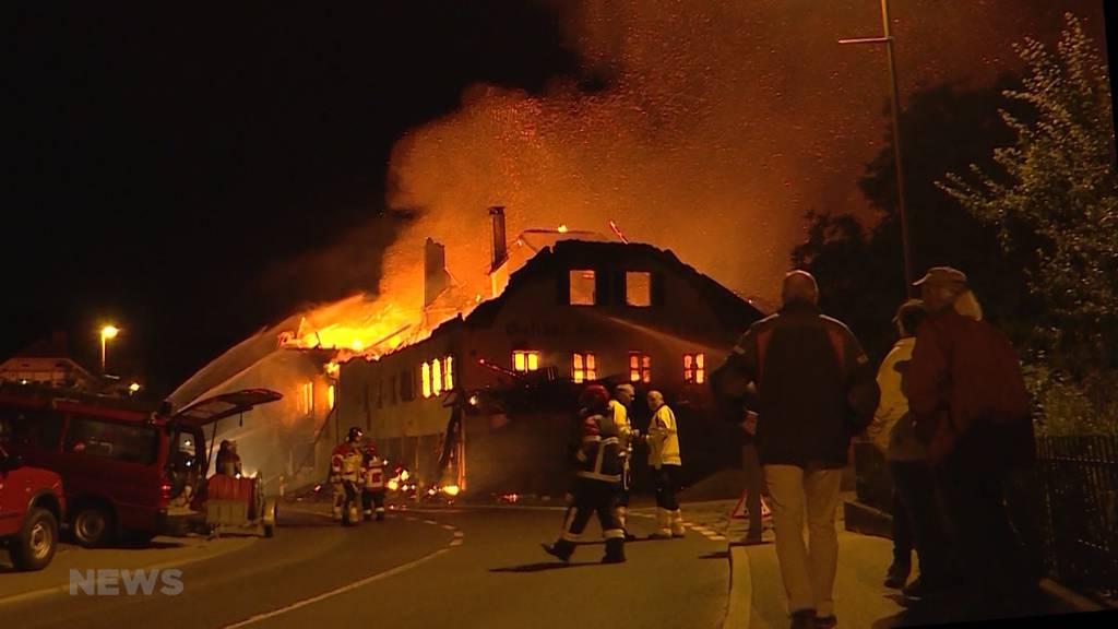 Mildes Urteil für Brandstifterin von Zäziwil