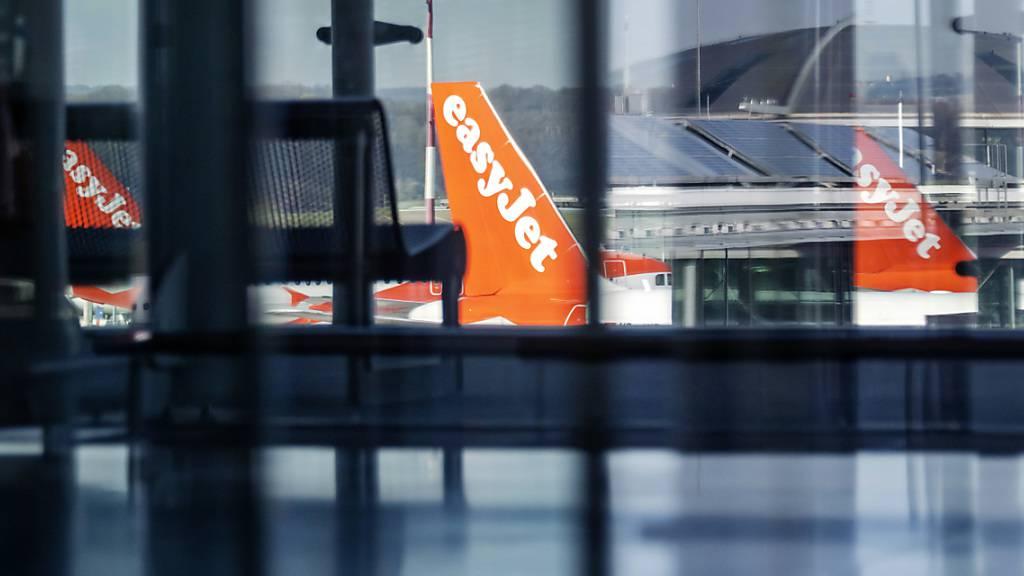 Easyjet will 30 Prozent der Stellen streichen