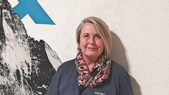 Nach Hunderten Absagen fand Sybille Heinecke einen Job in Baden-Dättwil.