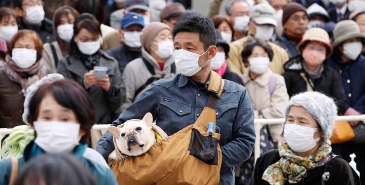 Das Coronavirus diktiert auch in Japan das öffentliche Leben.