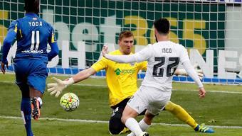 Traf für Real Madrid gegen Getafe zum 2:0: Mittelfeldspieler Isco (rechts)