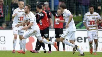 FC Aarau - FC Luzern