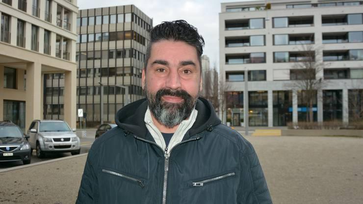 Cem Kurcam (45), Dietikon