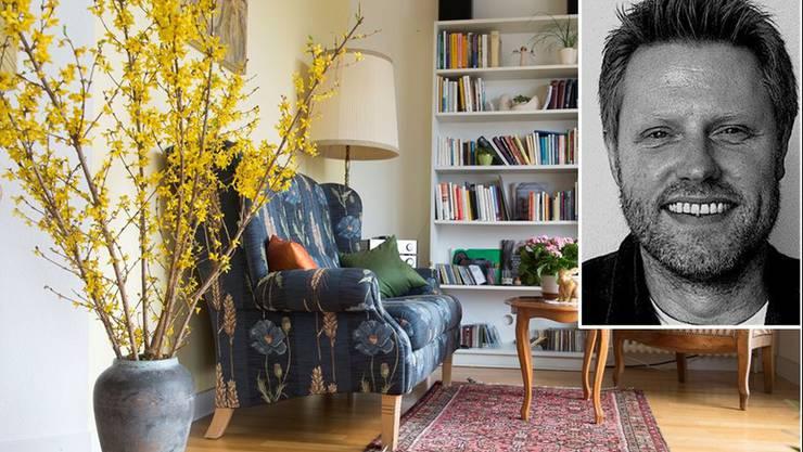 Heikko Böhm (46) hat Theater, Film und Fernsehwissenschaften studiert. Beim Schweizer Radio und Fernsehen SRF arbeitet er seit zwei Jahren als Redaktor im Bereich Volkskultur.