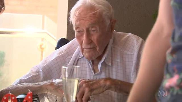 An seinem 104. Geburtstag wünscht sich David Goodall zu sterben