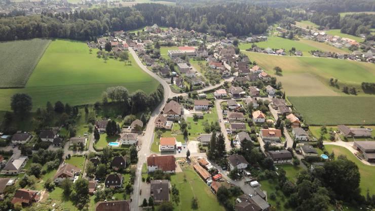 Die Gemeinde Hubersdorf muss mit Steuererhöhung rechnen.
